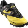 Mavic Crossmax SL Ultimate Shoes Unisex Yellow Mavic/Black/Black